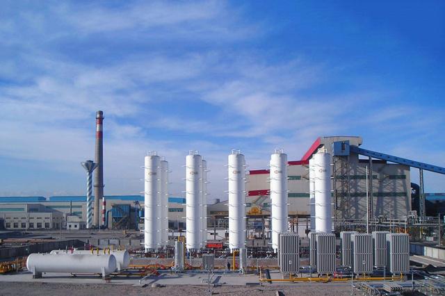 LNG调峰站