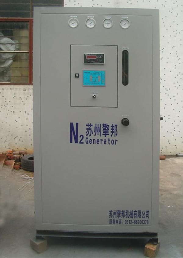 氢气再生式氮气净化器