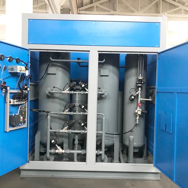 陕西铝合金熔铸制氮机